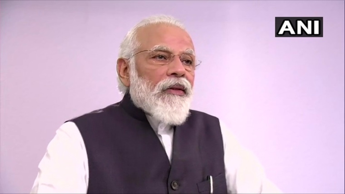 India power house of talent, focusing on revival with care: Highlights of PM Modi's speech during India Global Week 2020