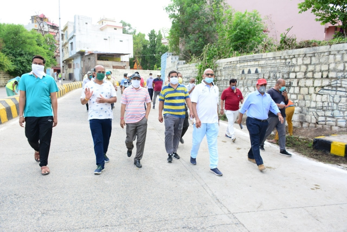 Ujjain: Religious organisations root against change in sawari route