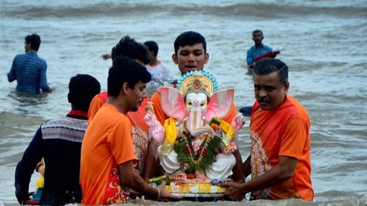 BMC's artificial ponds for Bappa: How Mumbai civic body is organising Ganeshotsav 2020