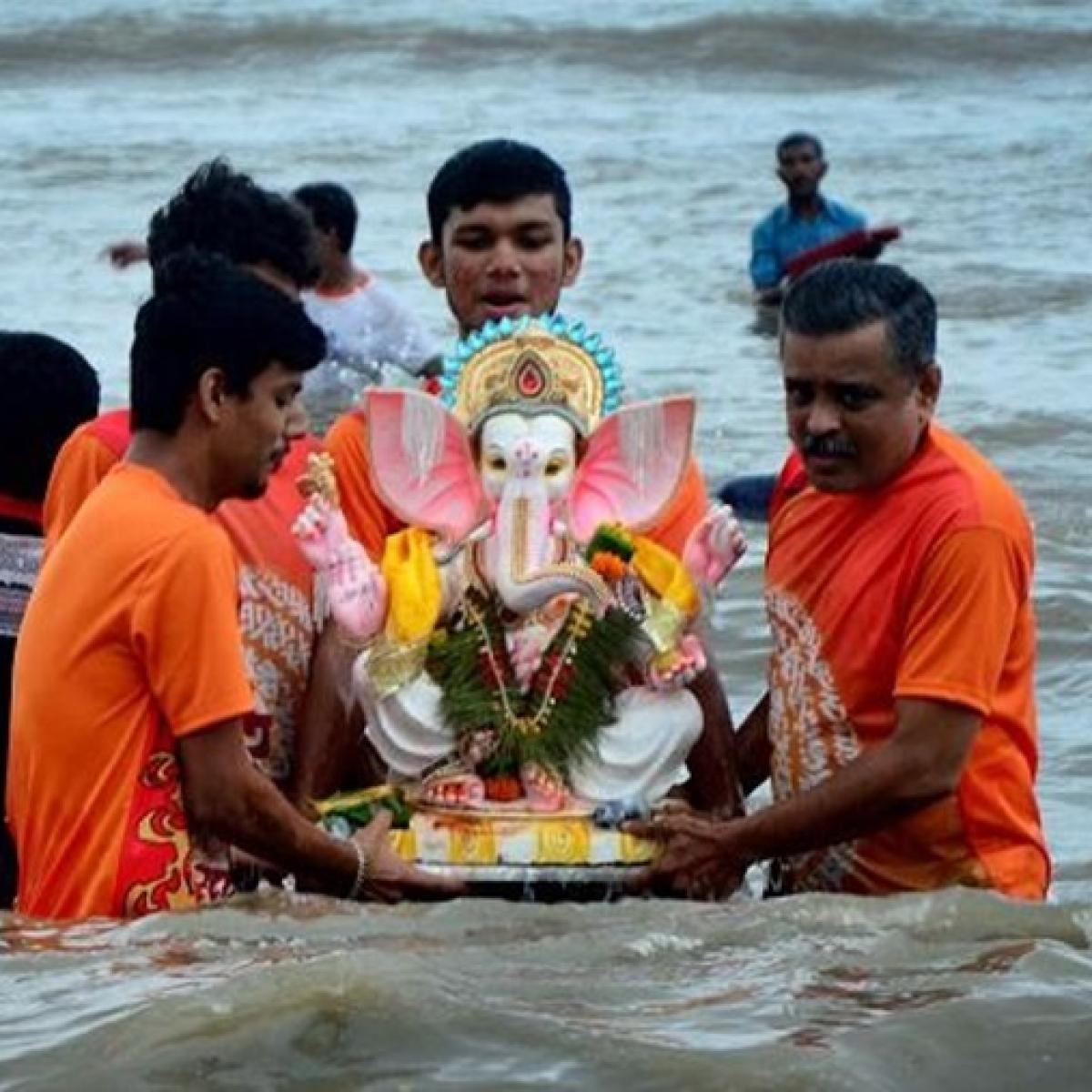 BMC's artificial ponds for Bappa: How Mumbai civic body is organising Ganeshotsav 2020
