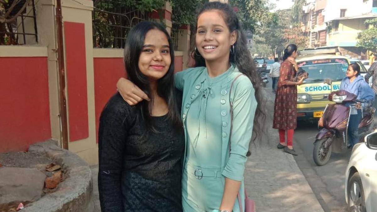 Sara Desai and Vedangee Thakur.