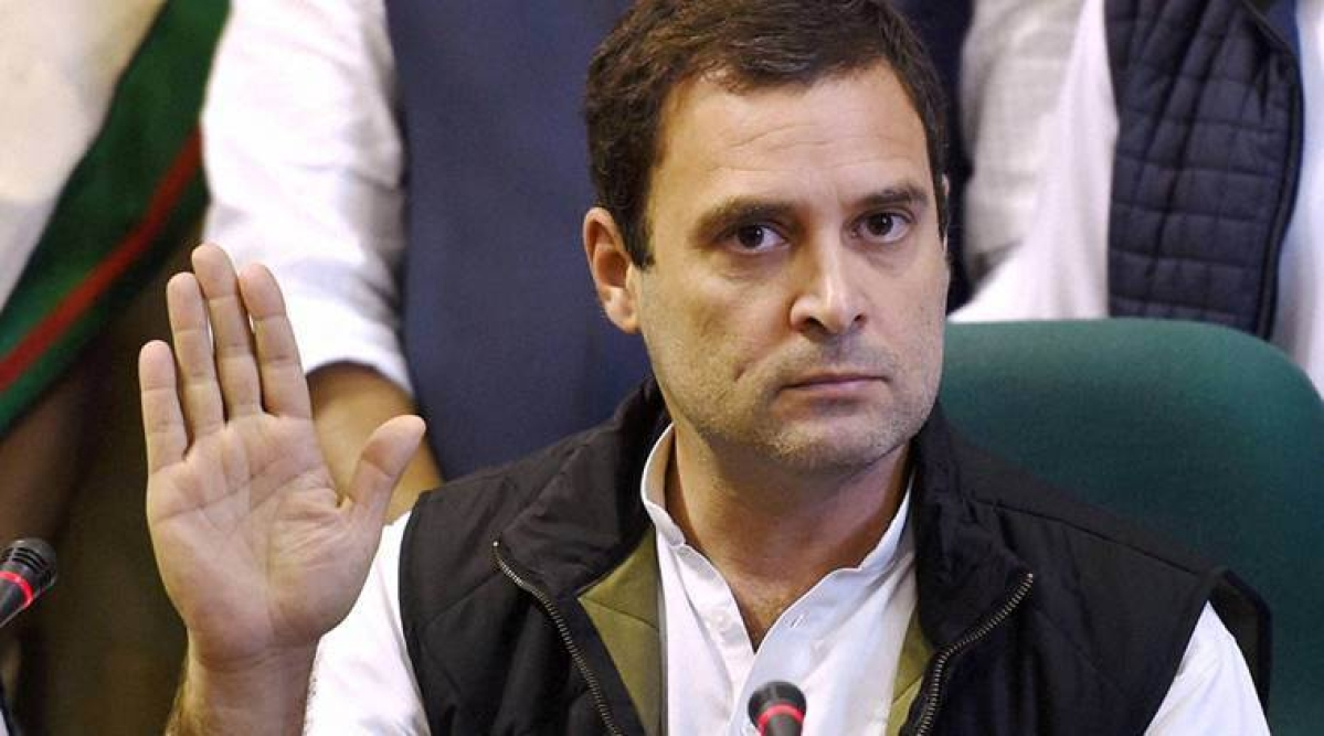 Make Rahul Gandhi party President again, demand Congress MPs