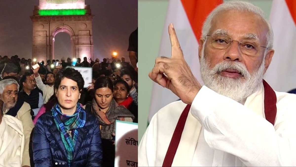 Modi govt to let Priyanka Gandhi Vadra stay in Lutyens' bungalow? Who said what