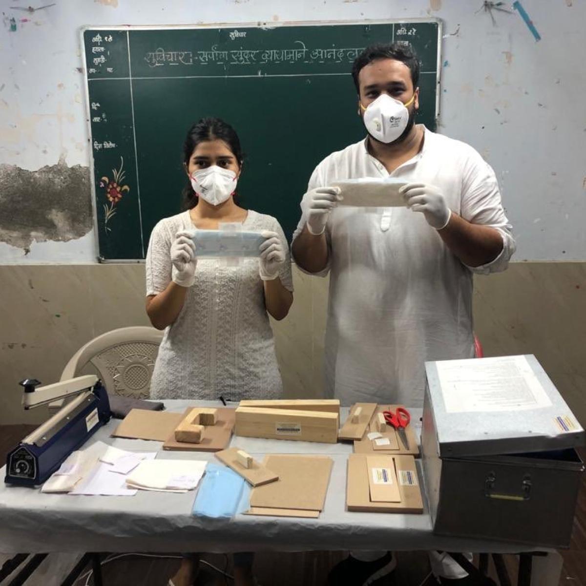 Mumbai: Bandra MLA initiates 'make and distribute' drive of sanitary napkins