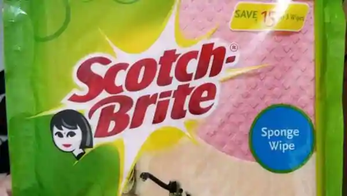 Scotch-Brite look to change 'regressive' bindi-clad symbol, Twitter says 'insulting millions of Hindu women'