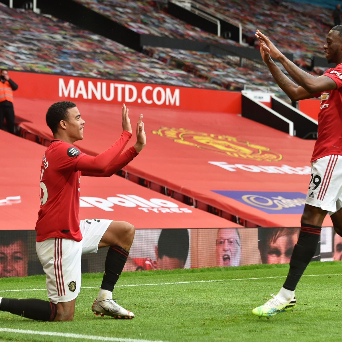 Watch Premier League Highlights: Mason Greenwood's double helps Manchester United spank Bournemouth 5-2