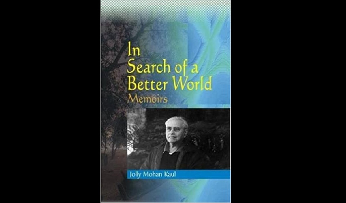 Jolly Mohan Kaul: Continuum from communism to spirituality