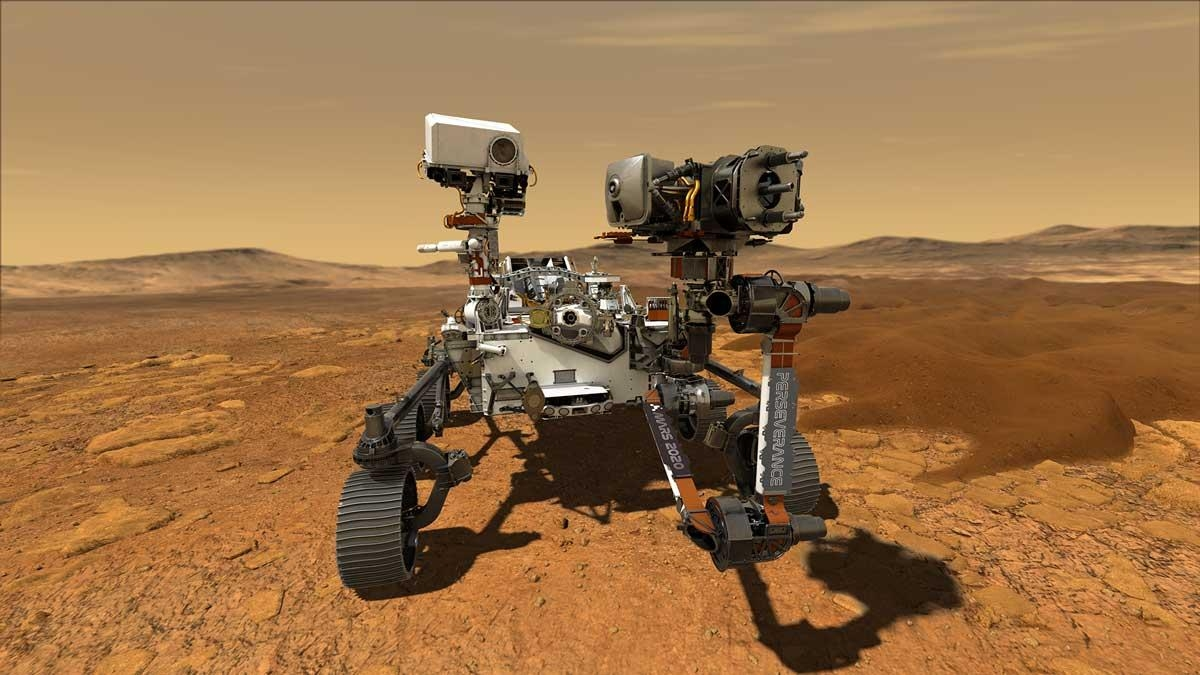 NASA rover blasts off to unearth the secrets of red planet
