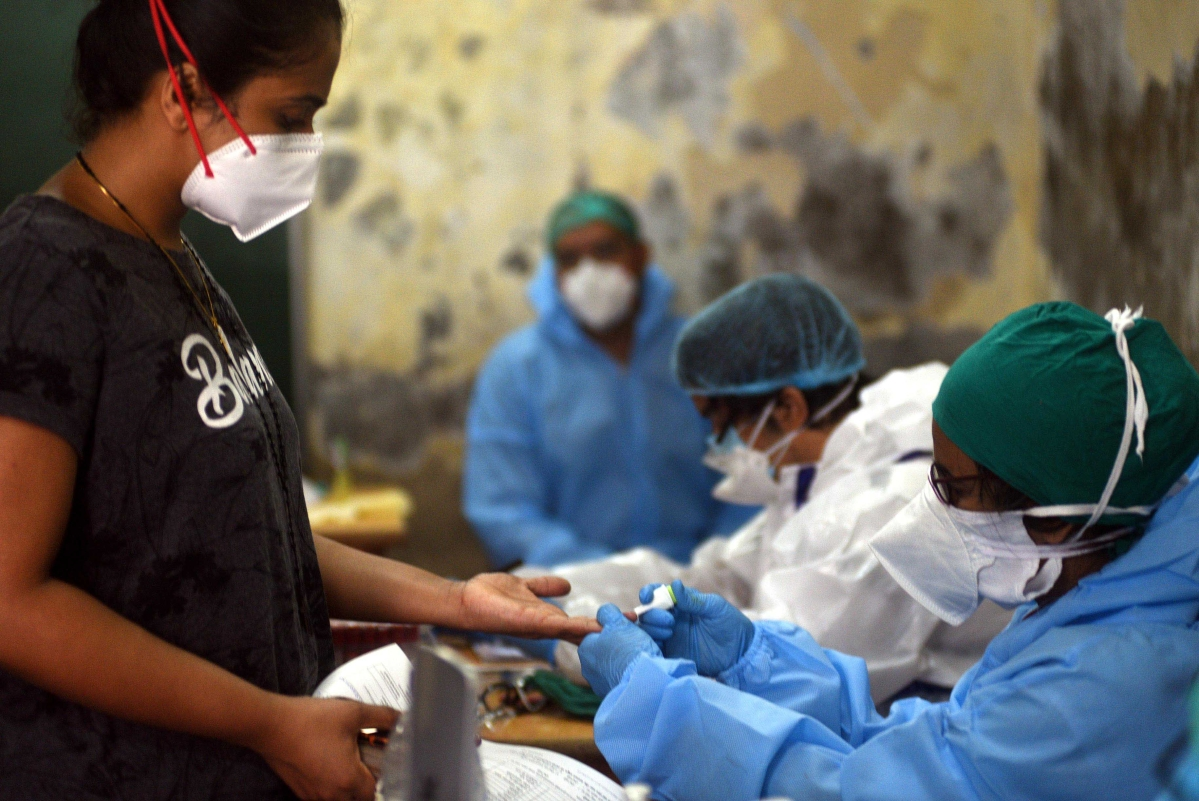 Coronavirus in Maharashtra: State reports 9,895 new COVID-19 cases, tally rises to 3,47,502