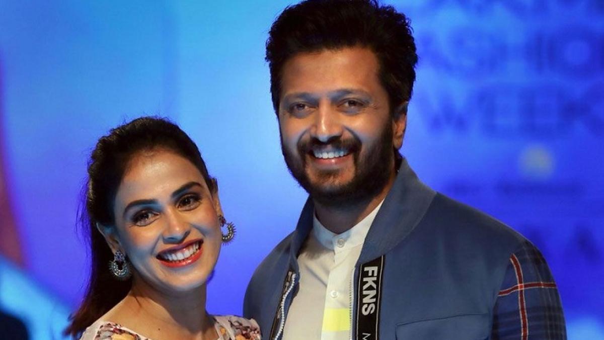 Riteish and Genelia Deshmukh pledge to donate their organs