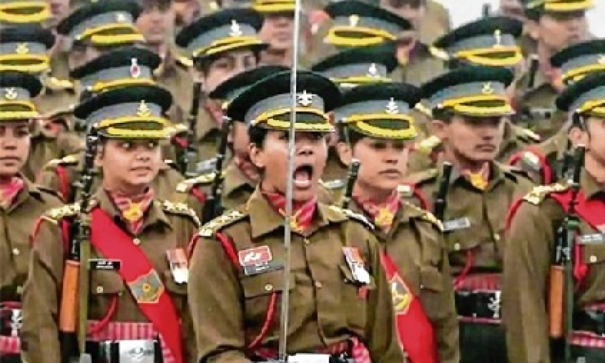 Now, Permanent Commission to women officers in Army