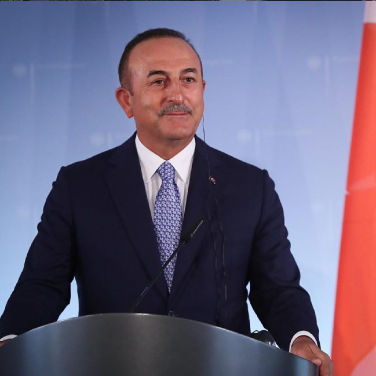 Turkish FM urges for withdrawal of Haftar forces in Libya