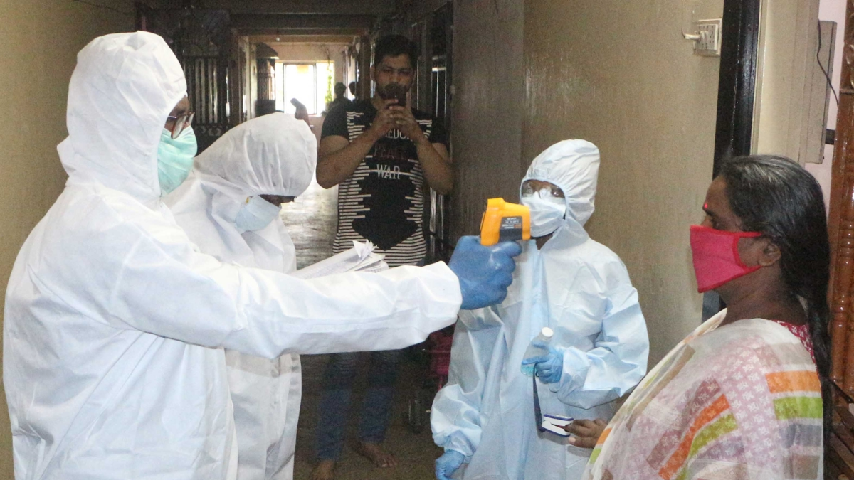 India has crossed yet another grim threshold -- 6 lakh confirmed cases of the novel coronavirus