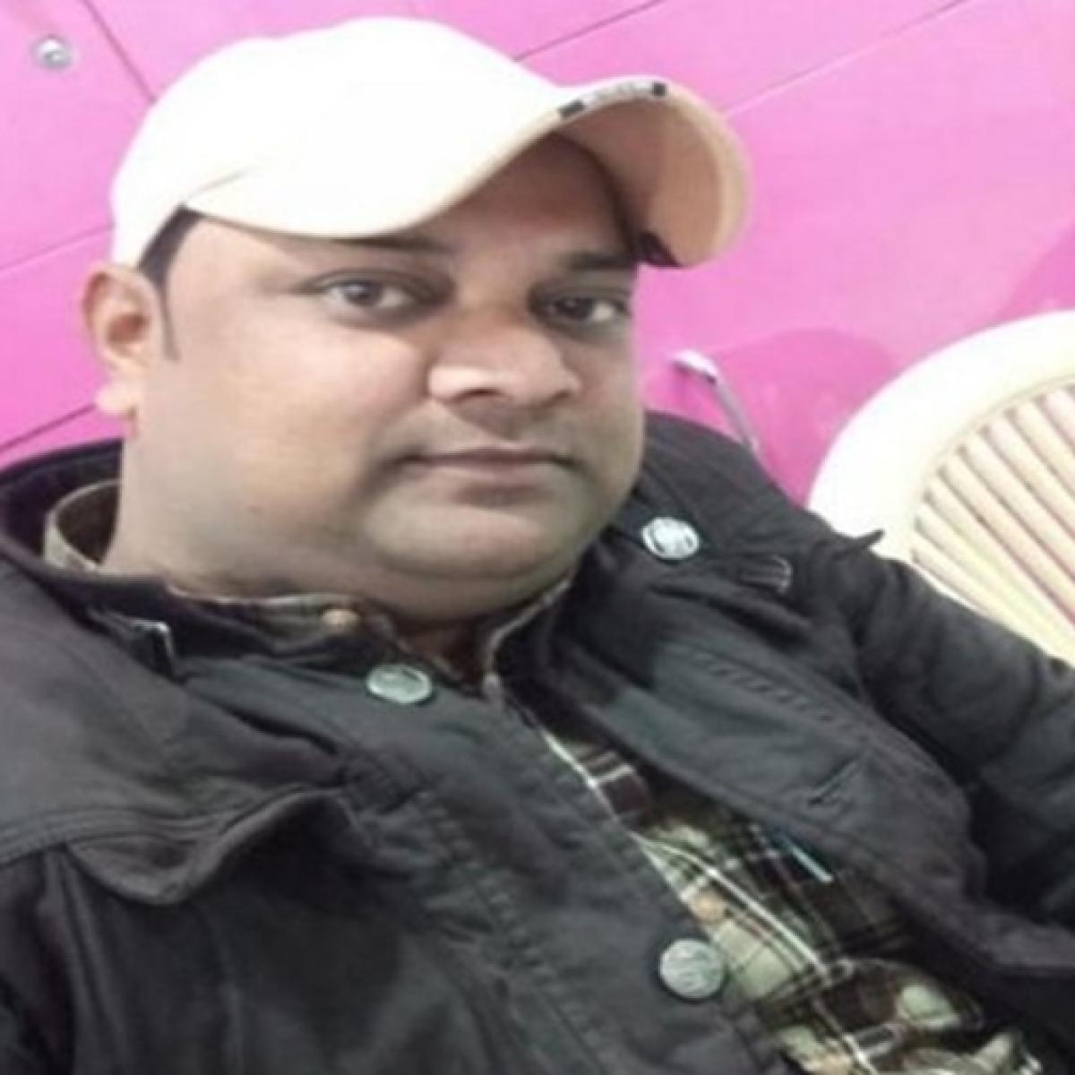 Ghaziabad journalist killing: Vijay Nagar police station's SHO suspended for negligence, case transferred