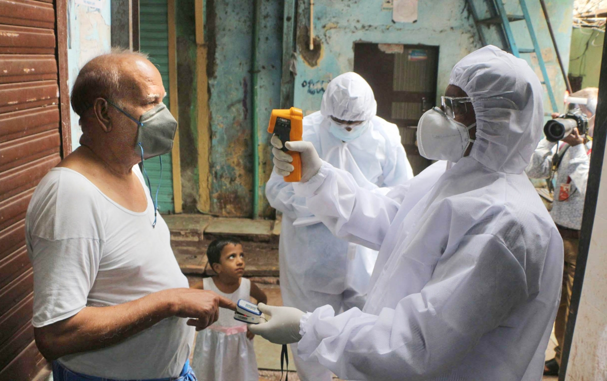 Coronavirus in Mumbai: WHO Chief puts Dharavi alongside New Zealand as an example of how to battle COVID-19