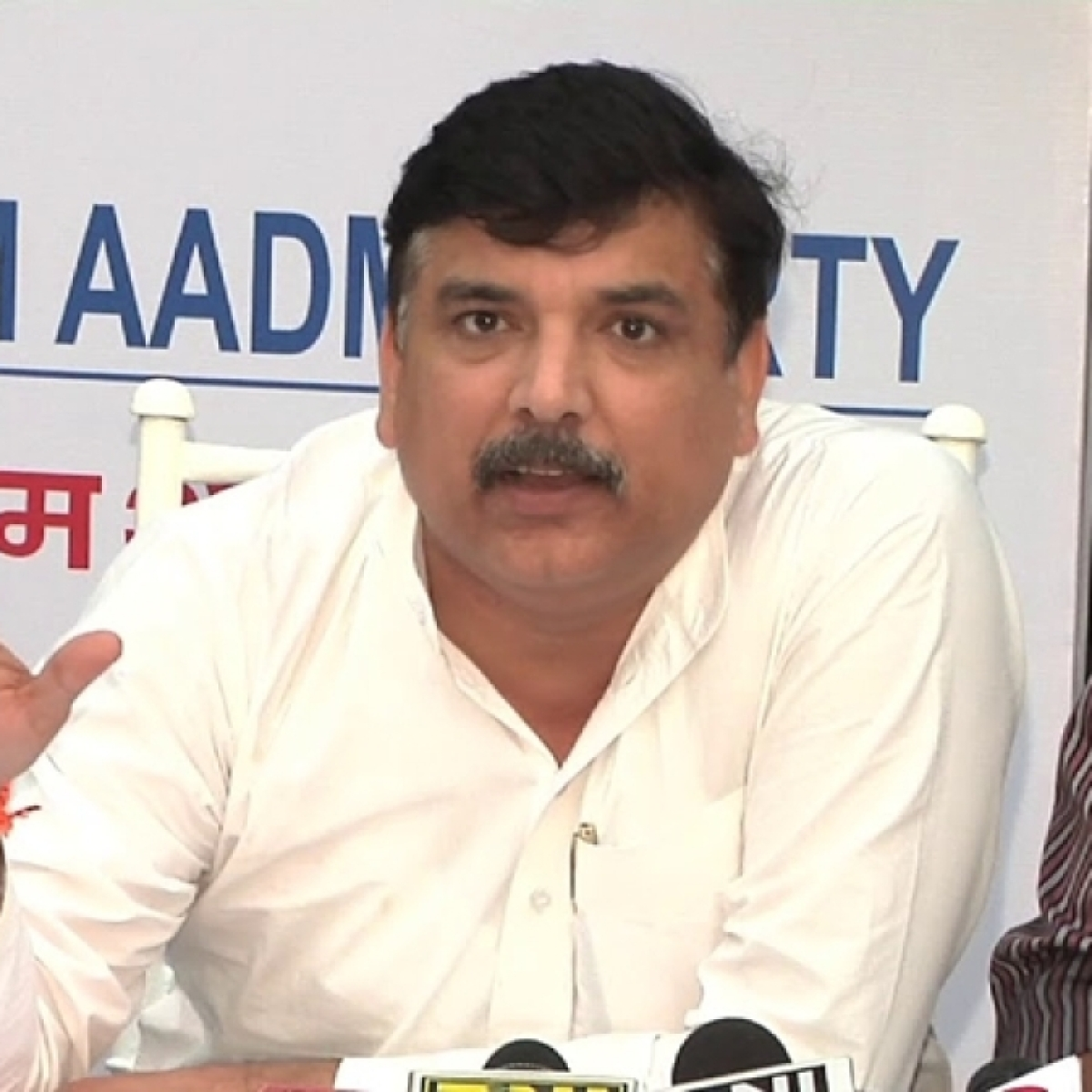 Remark on UP govt: AAP neta booked