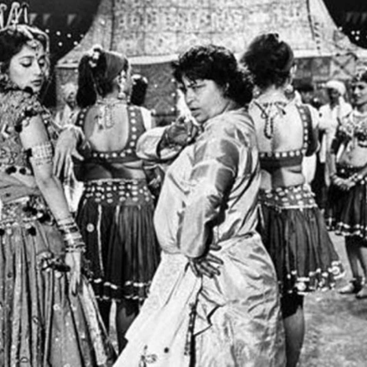 Change of name, marriage at 13: What you didn't know about veteran choreographer Saroj Khan