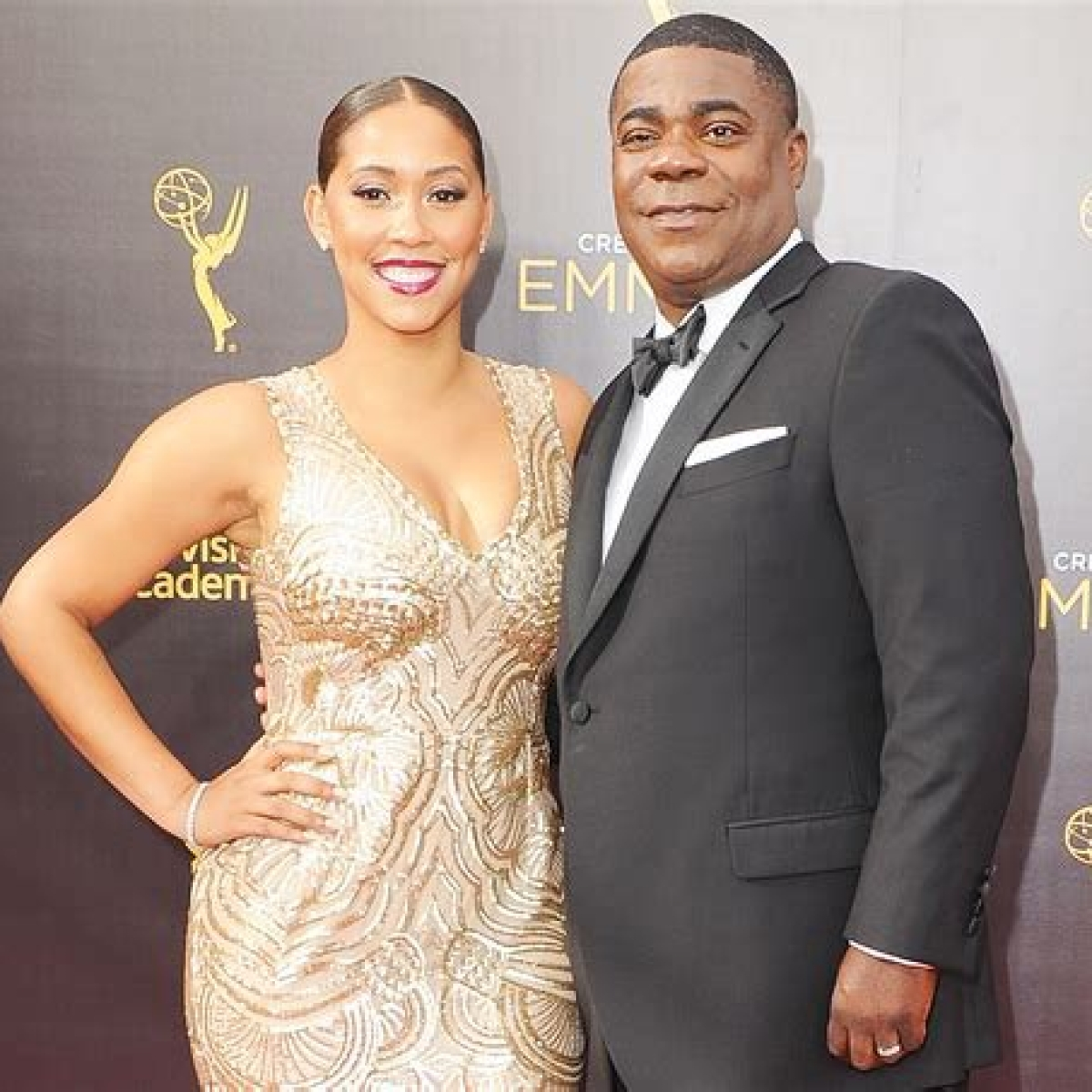 Tracy Morgan, wife Megan Wollover are no longer together