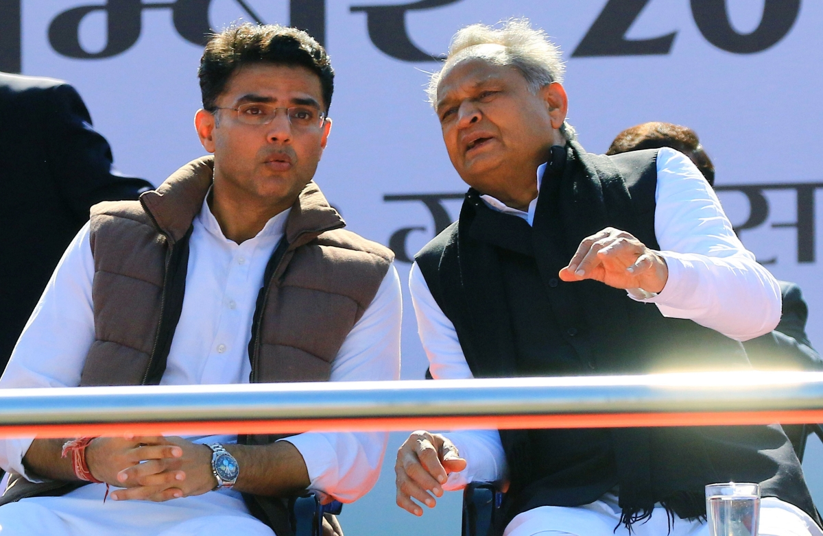 'There's conflict in Congress': Rajasthan govt faces down phone tapping claims as BJP recalls 2020 controversy