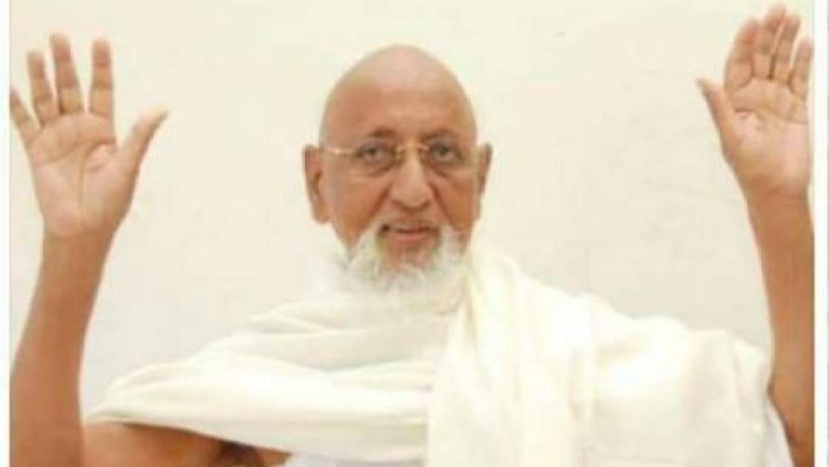 Surat: Diksha Daneshwari Paran Pujya Acharya Shri Gunaratnasuriswariji Maharaja passes away