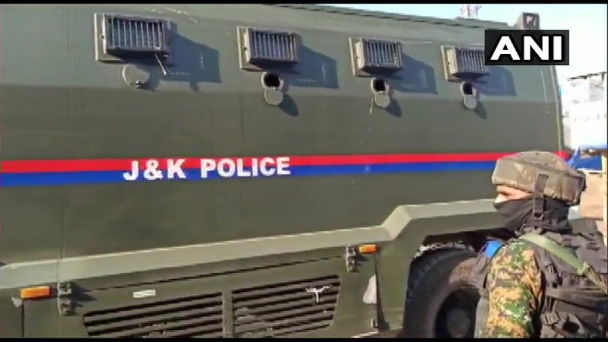 Two LeT terrorists surrender on appeal by families during encounter in J-K