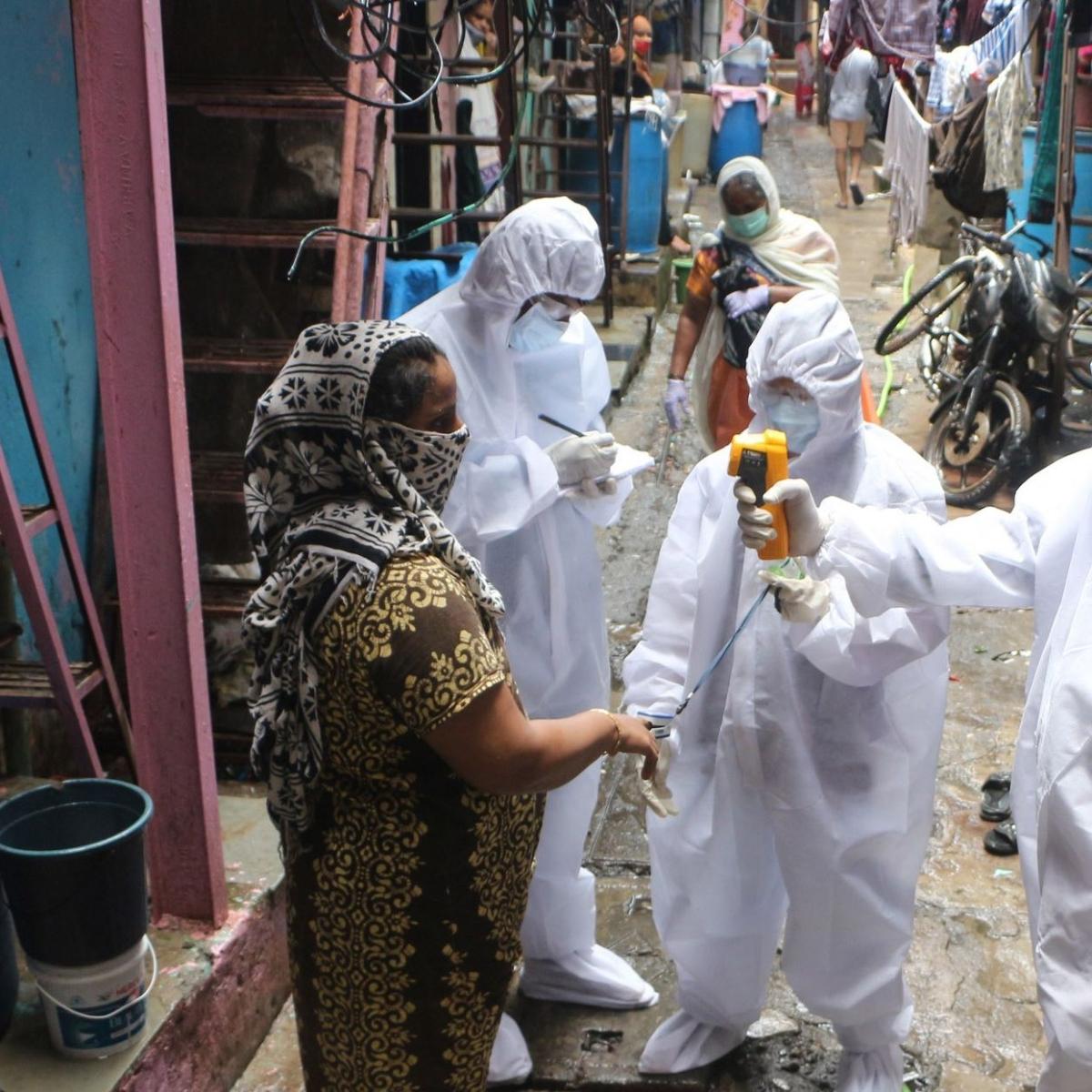 Coronavirus in Mumbai: Massive drop in fresh COVID-19 cases, active cases drop below 10,000