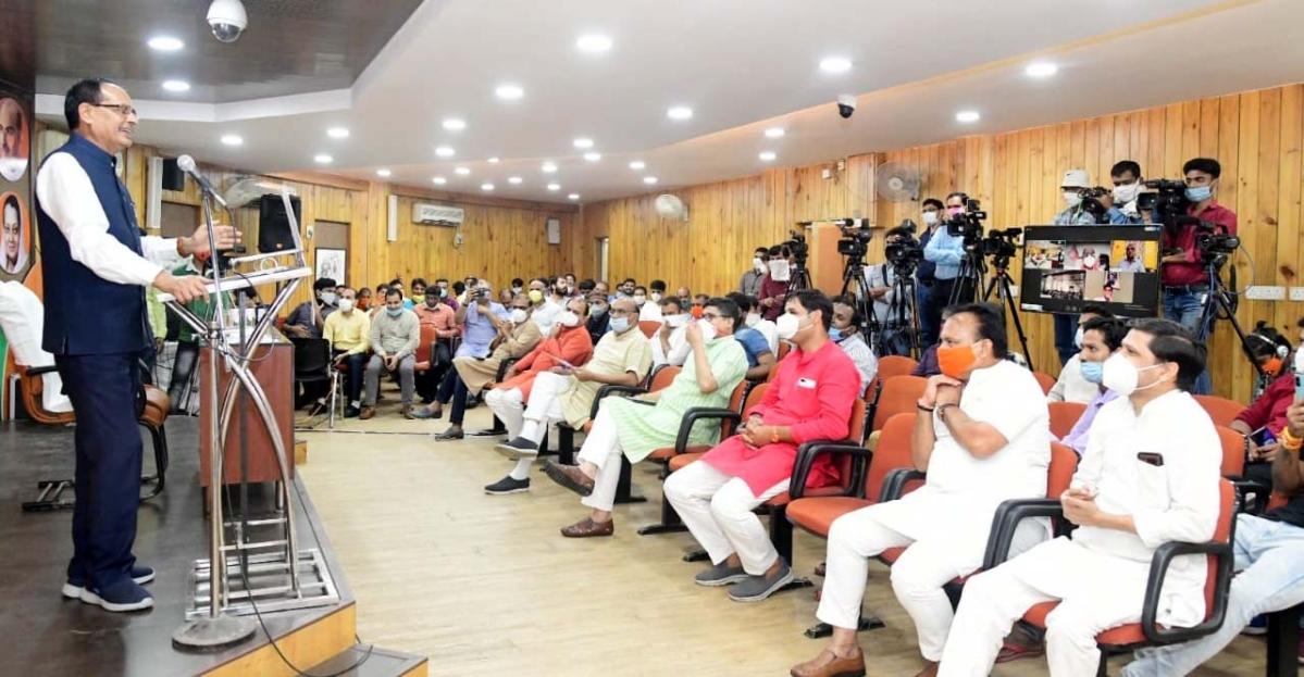 Madhya Pradesh: Congress's farm loan waiver was a scam, alleges Shivraj Singh Chouhan