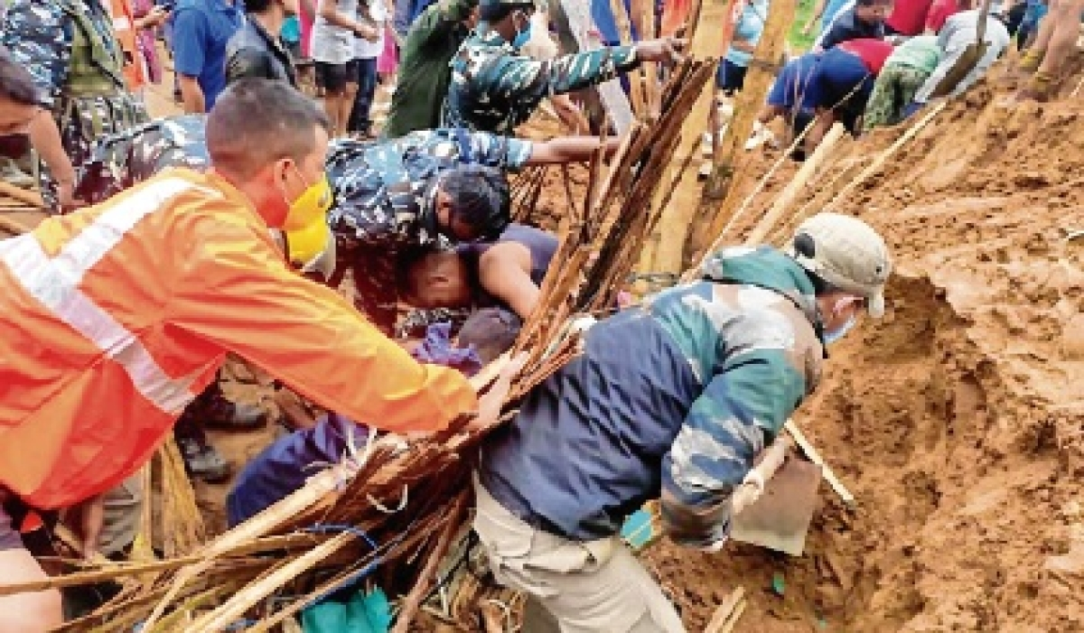 4 children among 8 killed in Arunachal landslides