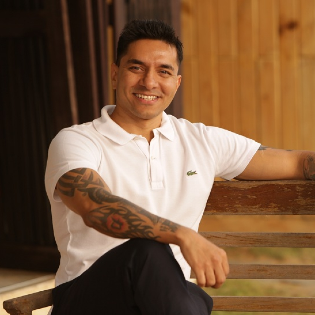 Immunity building: Celebrity Lifestyle Coach Luke Coutinho shows the way