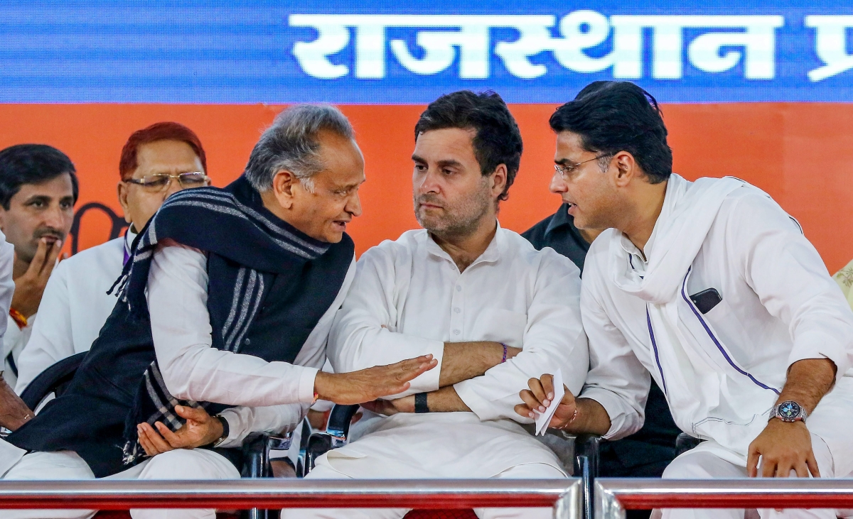 Why Sachin Pilot could not walk the Jyotiraditya Scindia path