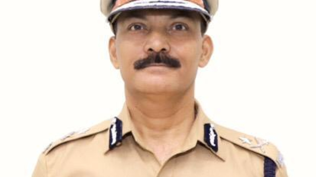 Praveen Chandra Sinha joins as Inspector General of RPF cum Principal Chief Security Commissioner of WR