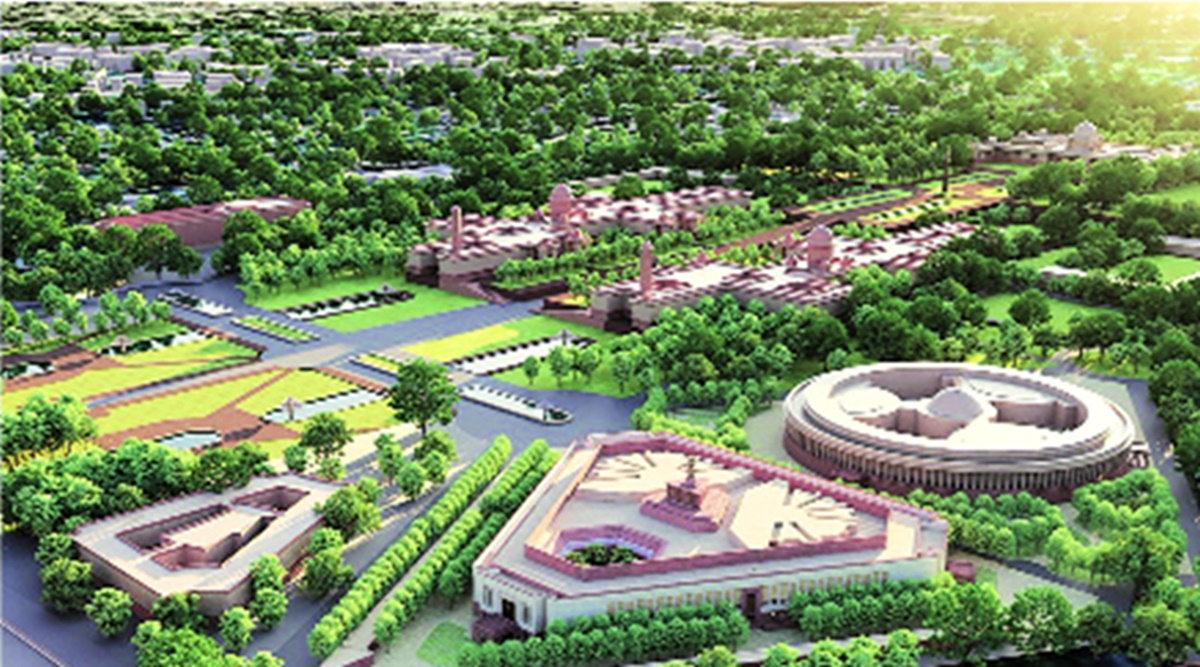 Govt justifies Central Vista Project