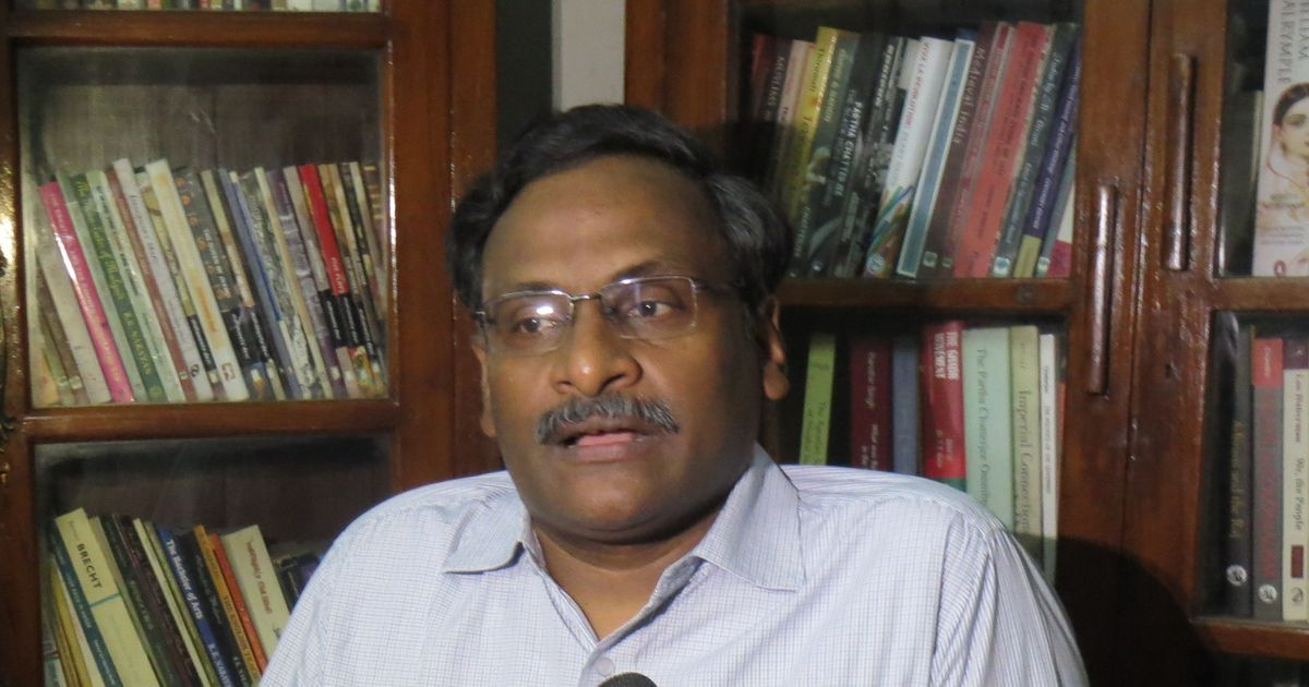 Disabled professor GN Saibaba to go on hunger strike