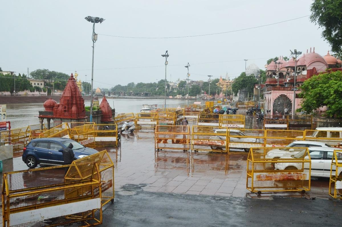 Ujjain: Baba Mahakal's first procession today