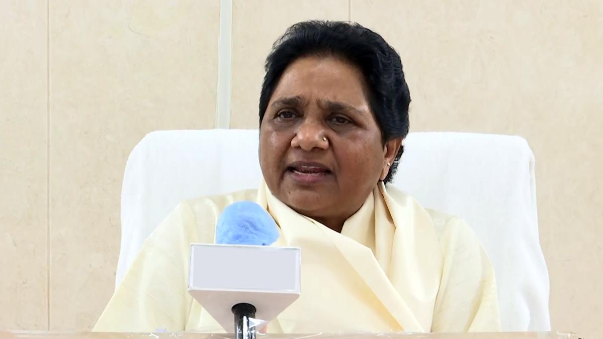 BSP-BJP alliance not possible, ideologies opposite: Mayawati