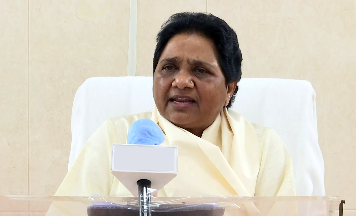Rajasthan governor should recommend President's Rule: Mayawati