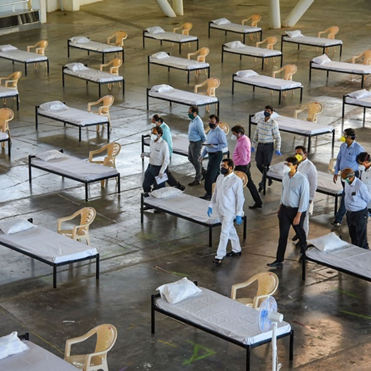 Coronavirus in Mumbai: Beds availability reduced to 31% from 50% in last 20 days