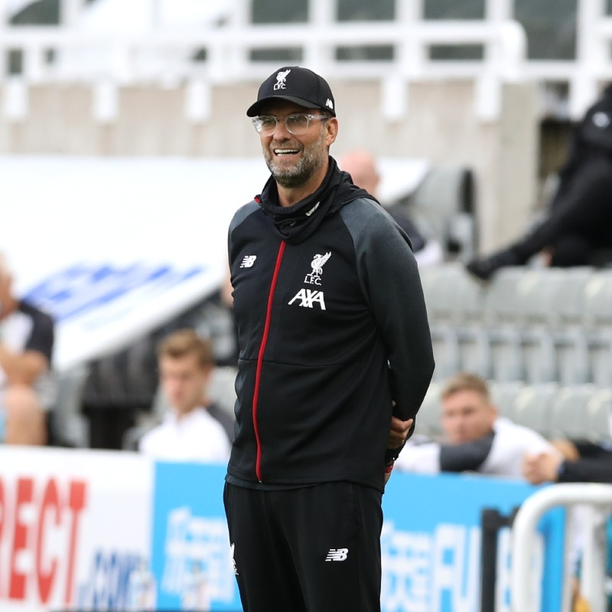 Liverpool signs off Premier League-winning season with 3-1 win over Newcastle United