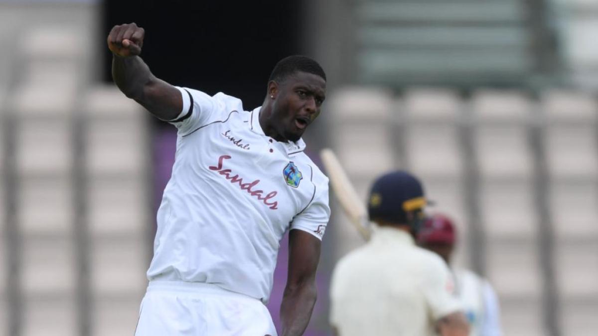 England vs West Indies 1st Test: Shannon Gabriel, Jason Holder restrict hosts to 106/5 on Day 2