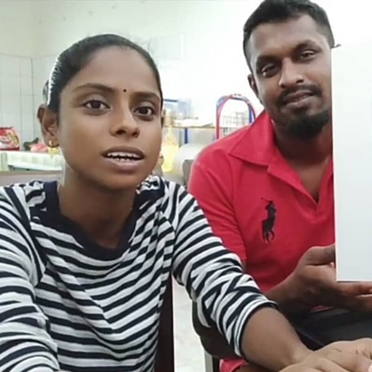 Sugu Pavithra: Husband of Malaysian YouTuber hits wife; deletes all videos with over 1 million views