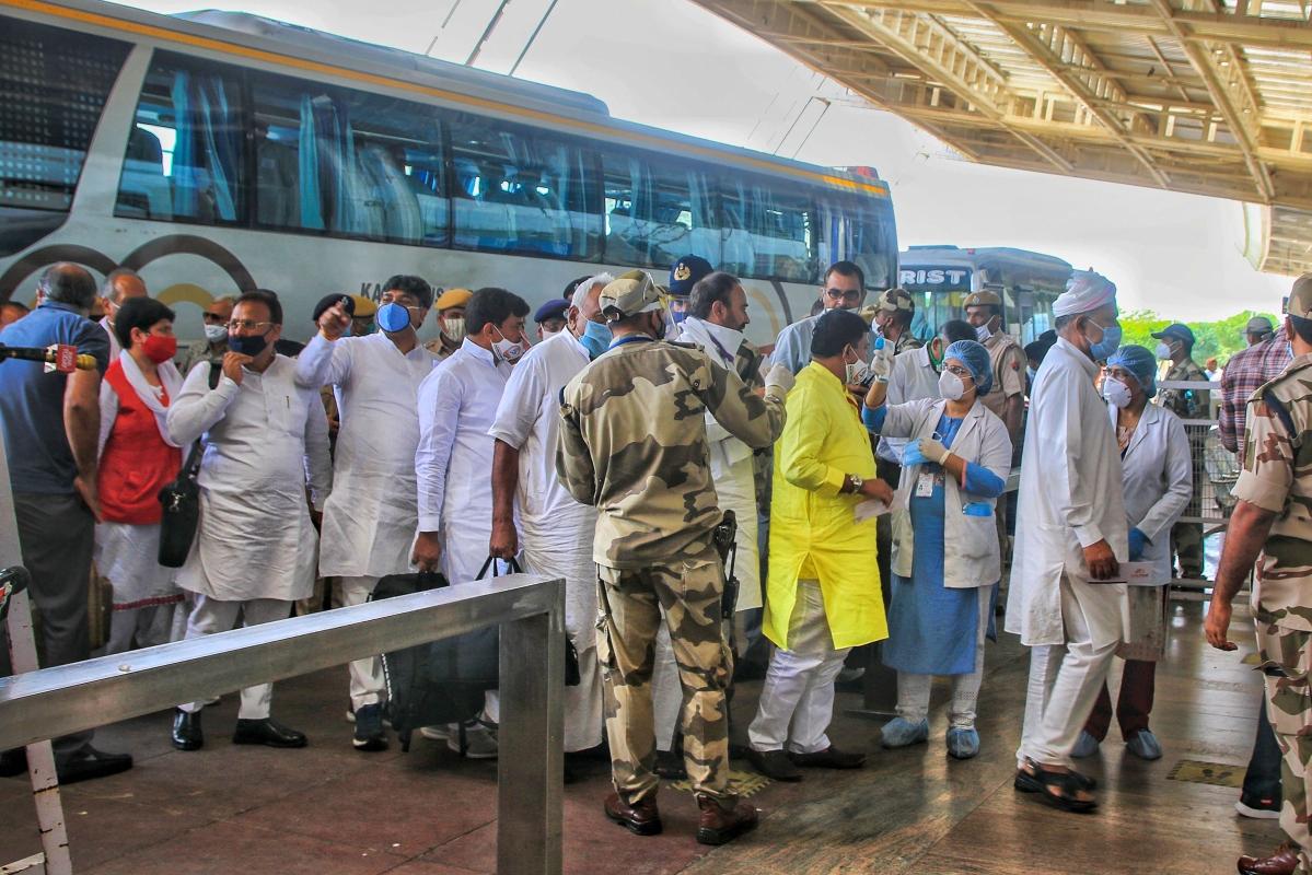 FPJ Edit: Ugly political battles in Rajasthan