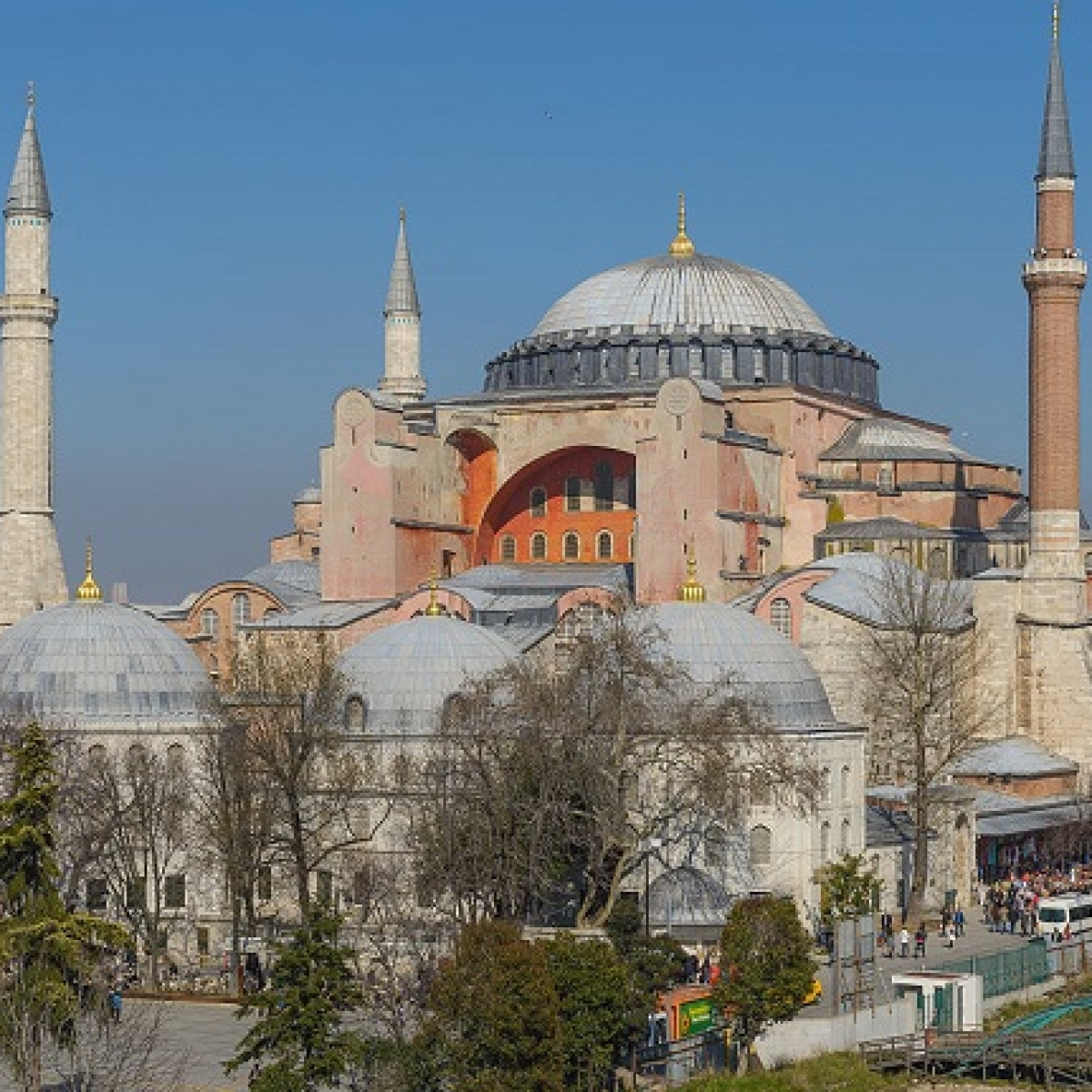 Hagia Sophia to turn into a mosque? Turkey court revokes museum status of historic Istanbul structure