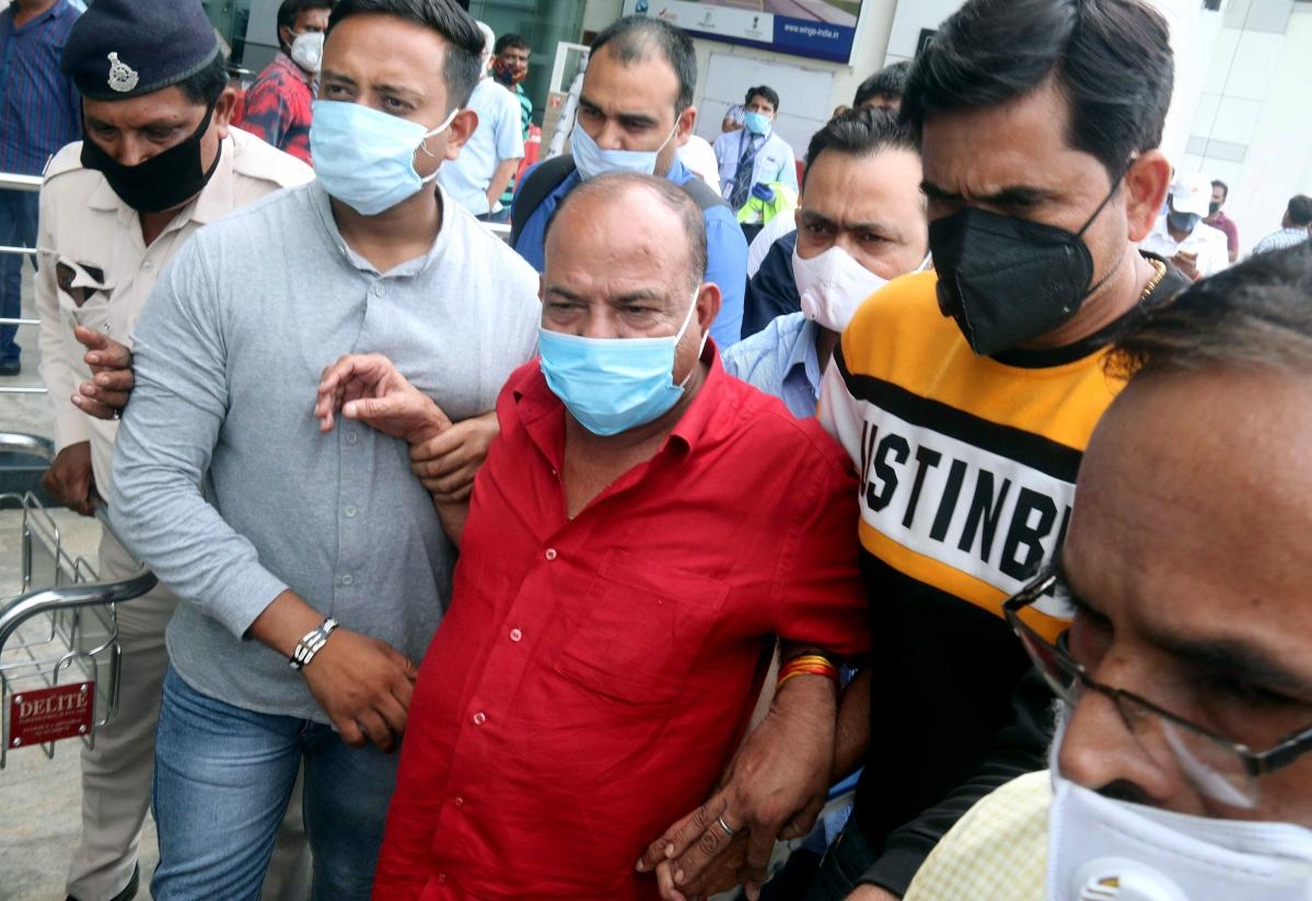Madhya Pradesh: Rape accused newspaper owner Pyare Miyan sent to police remand for two days
