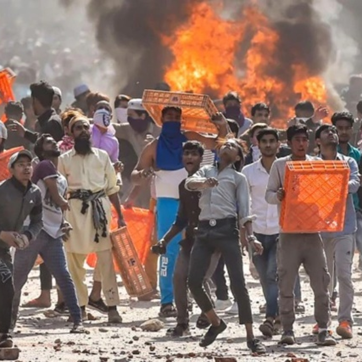 Delhi riots: Delhi Police find clues of foreign funding, says funds received from Oman, UK in Jan