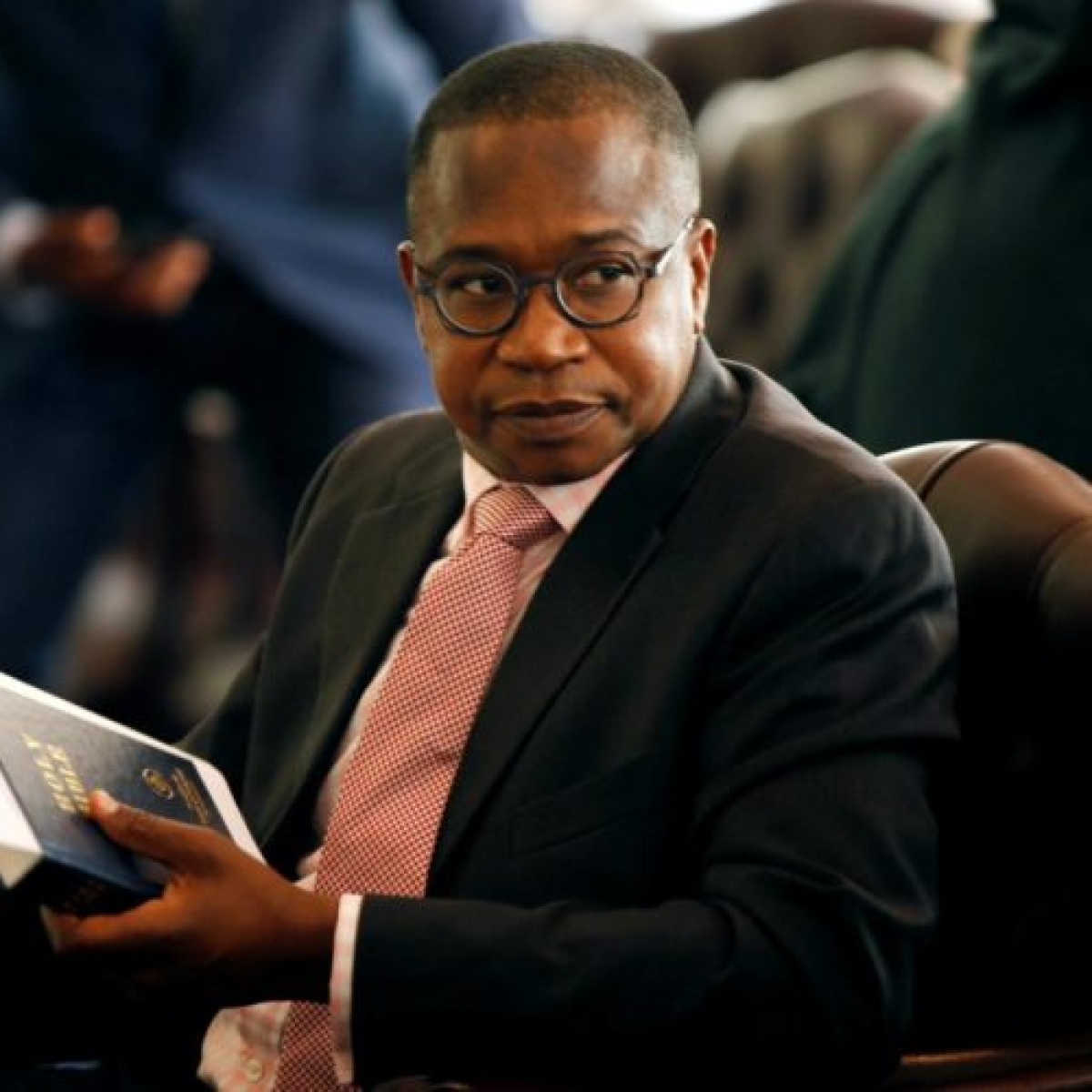 Zimbabwe's economy to shrink by 4.5% due to impact of COVID-19: Finance Minister Nthuli Ncube