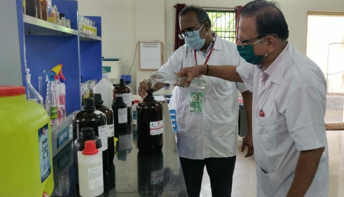 CR's Silent Corona Warriors: Technicians and staff of 3 Loco Sheds of Mumbai
