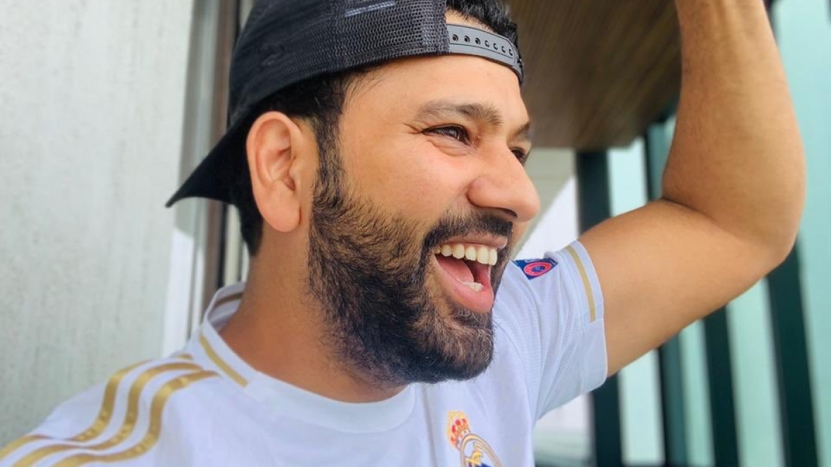 'Finally some good news': Rohit Sharma after Real Madrid lift 34th La Liga trophy