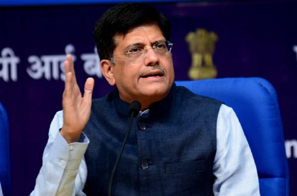 Several multinational firms have evinced interest to shift base to India: Piyush Goyal