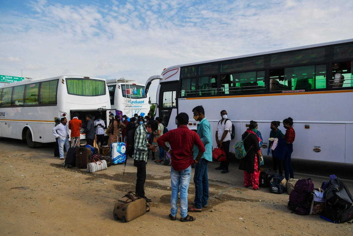 Bus services to remain suspended in Tamil Nadu until July 31