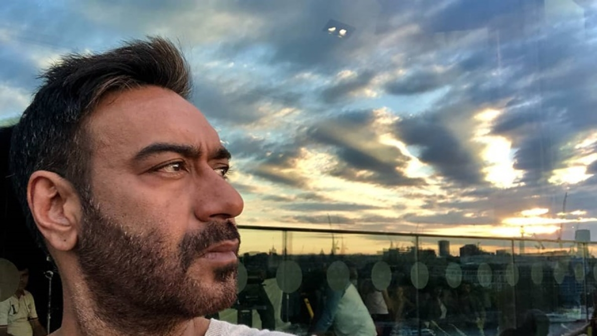 Ajay Devgn announces film on Galwan Valley incident; cast under finalisation